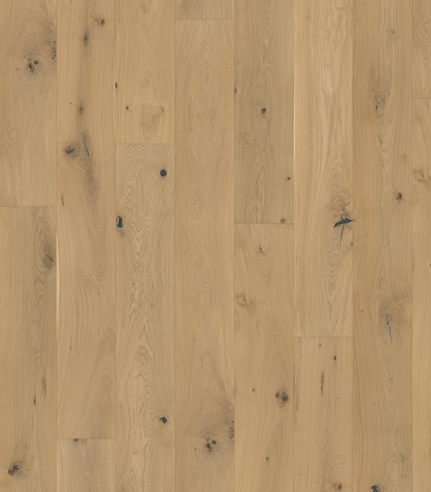 Neutrino-European engineered Oak floors-flat