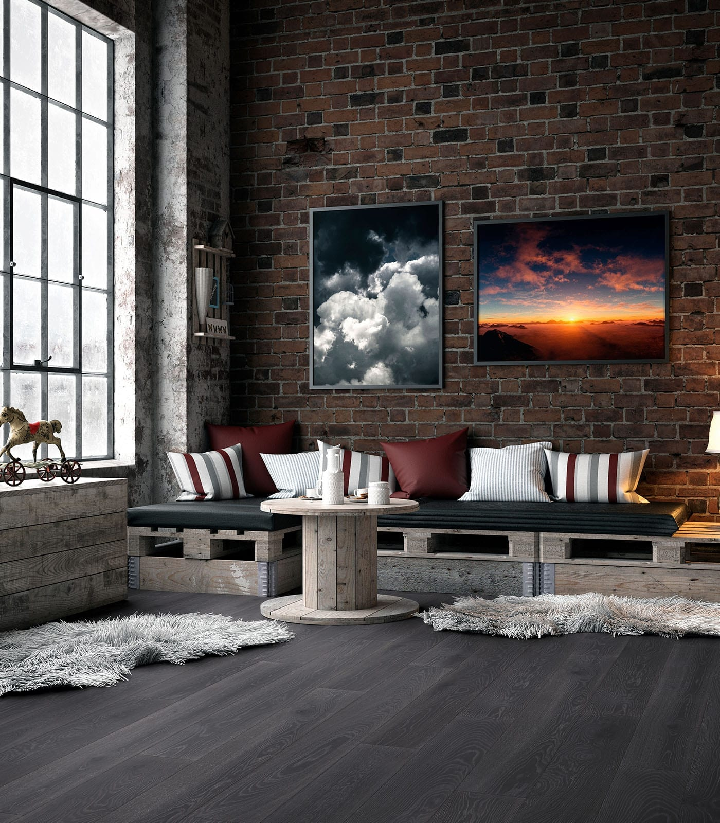Obsidian-Engineered floors-European Oak-Colors Collection