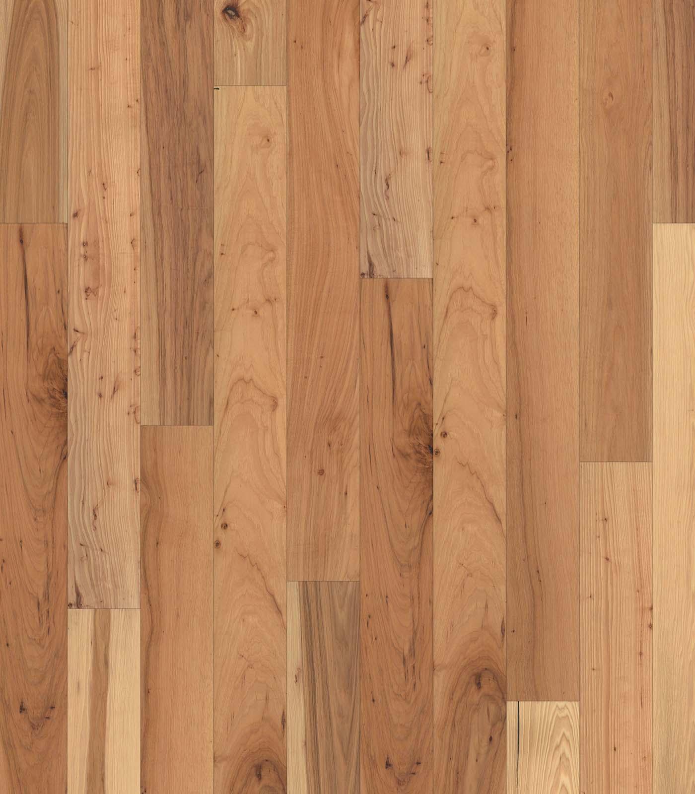 Pecan-engineered hardwood flooring