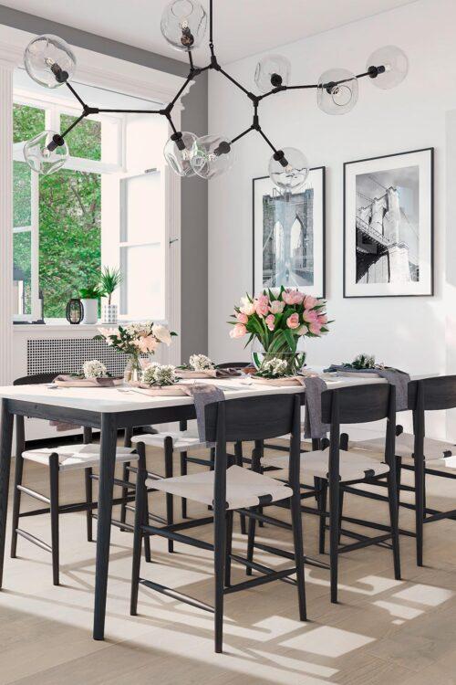 Paris-After Oak Collection-European Ash floors - room