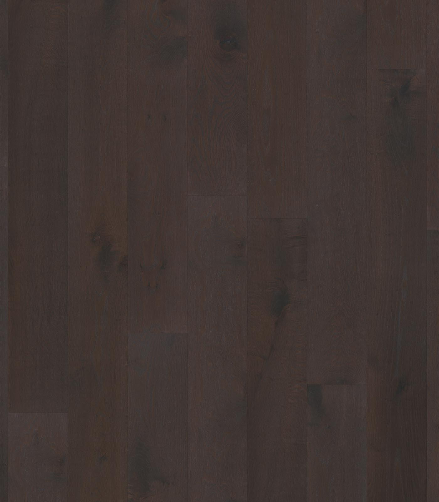 Raven-European engineered oak flooring
