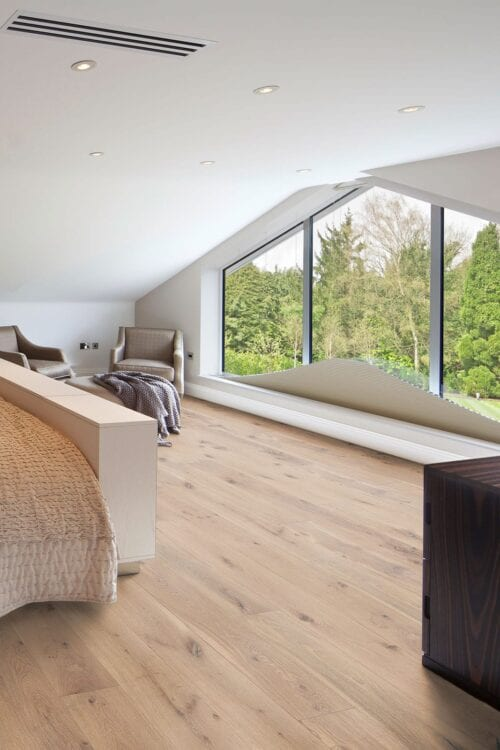 Rocky Mountains-engineered European Oak flooring