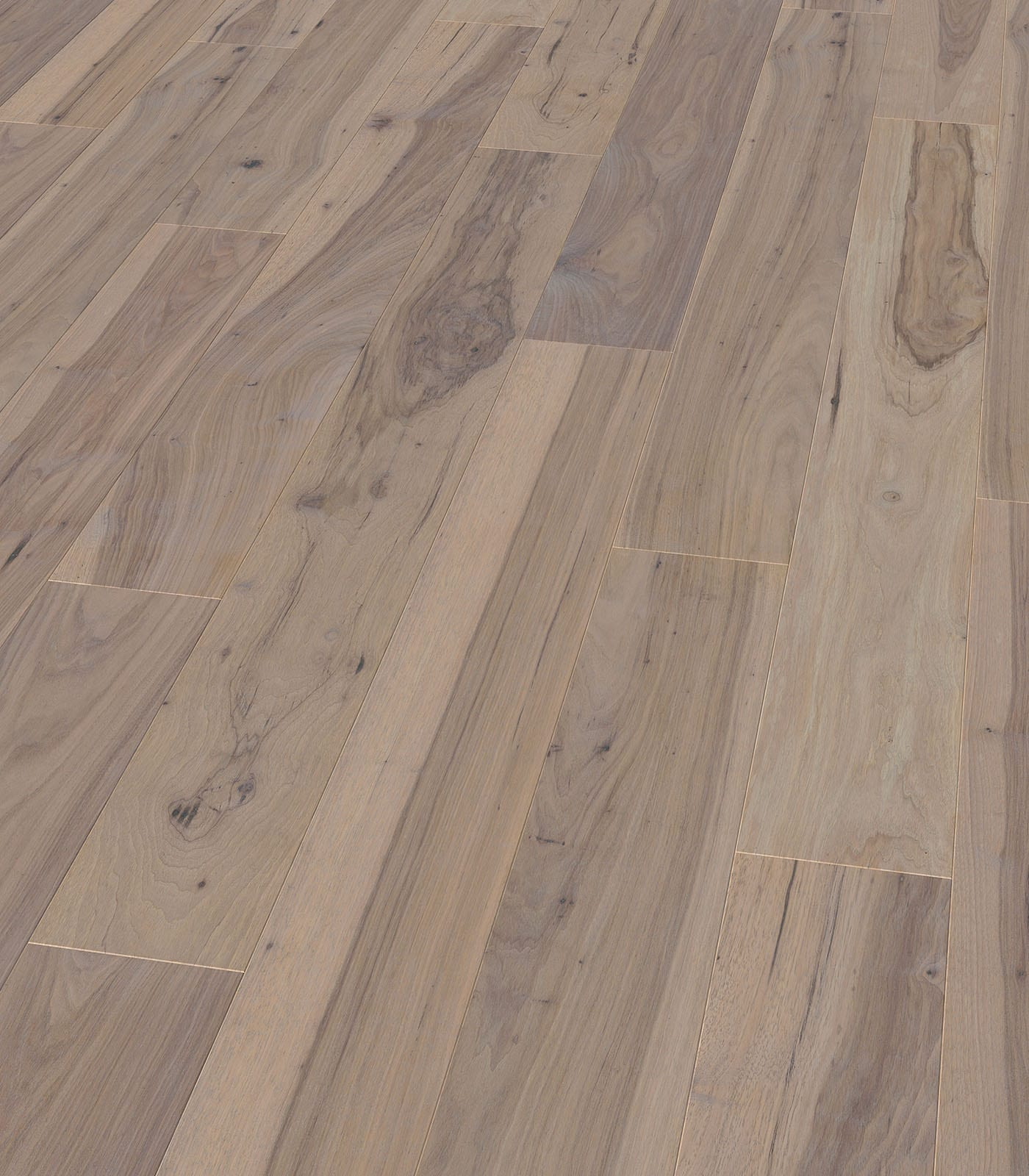St Louis-After Oak Collection-engineered Pecan floors - angle