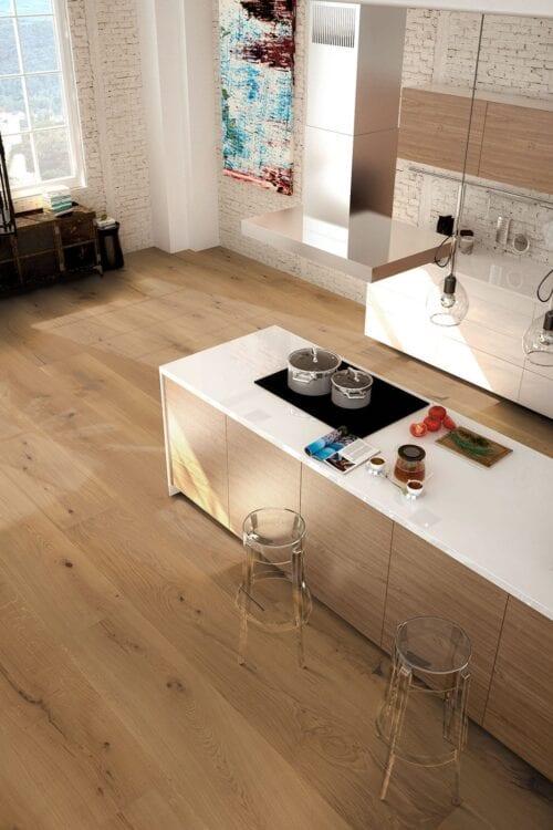 Semi-Fumed Oak Rustic-Origins Collection-European Oak Floors-room
