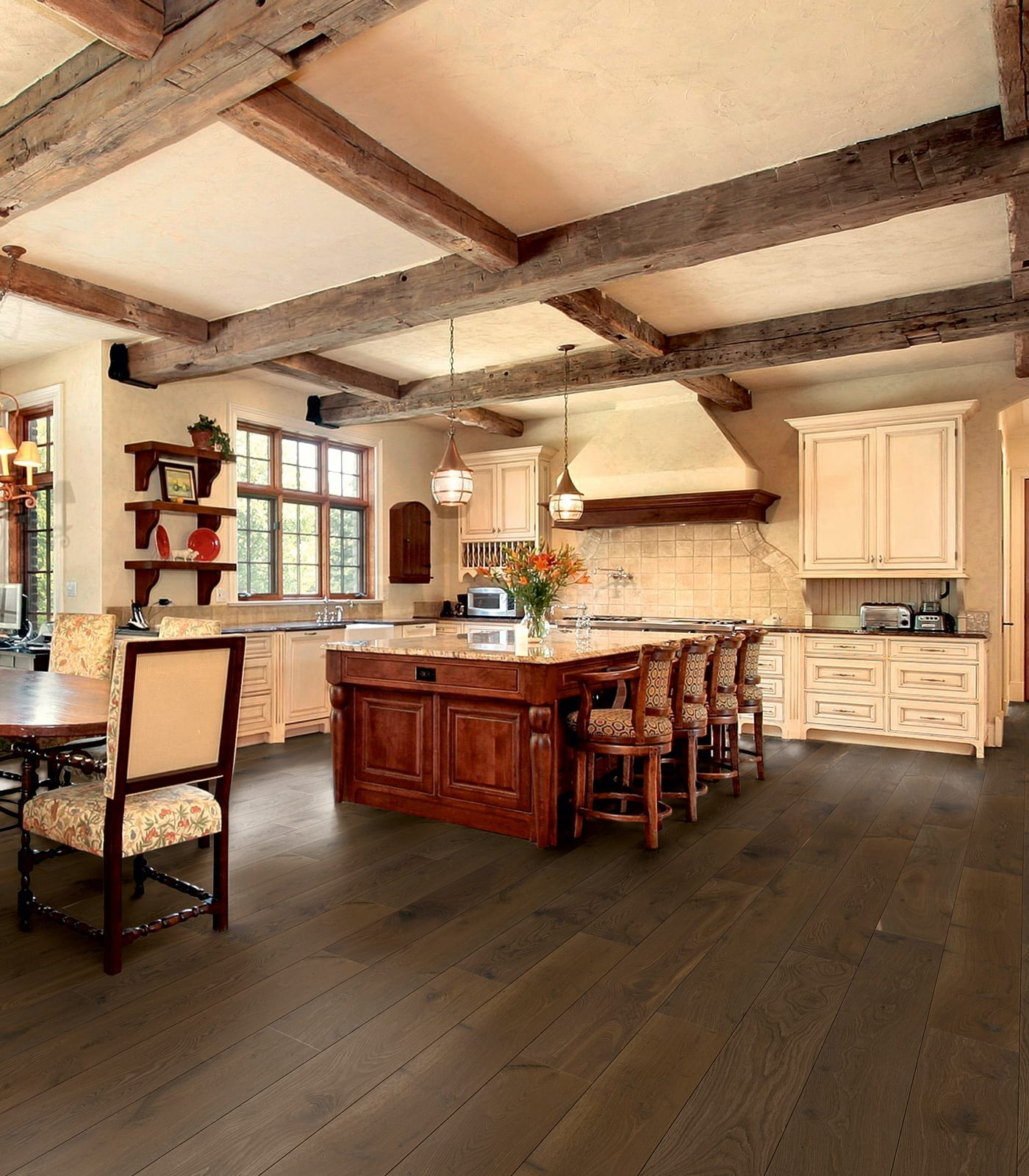 Smoked Oak Polos-Floors European Oak-Origins Collection