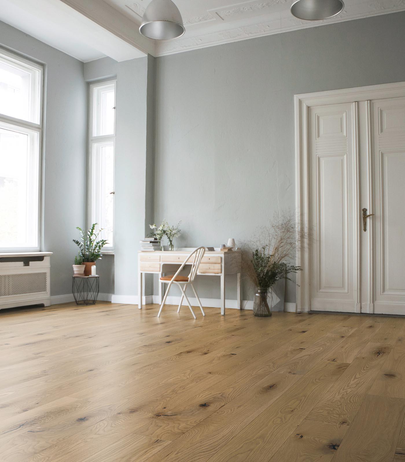 Stetind-European engineered Oak flooring