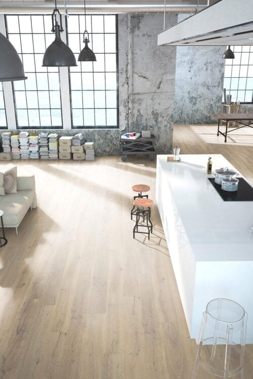 Sumatra-European Oak floors-Variante Collection - room