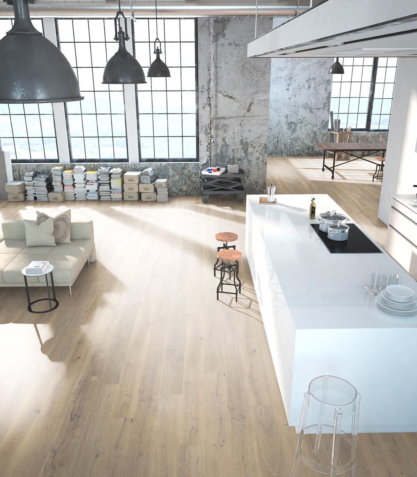 Sumatra-European Oak floors-Variante Collection - room