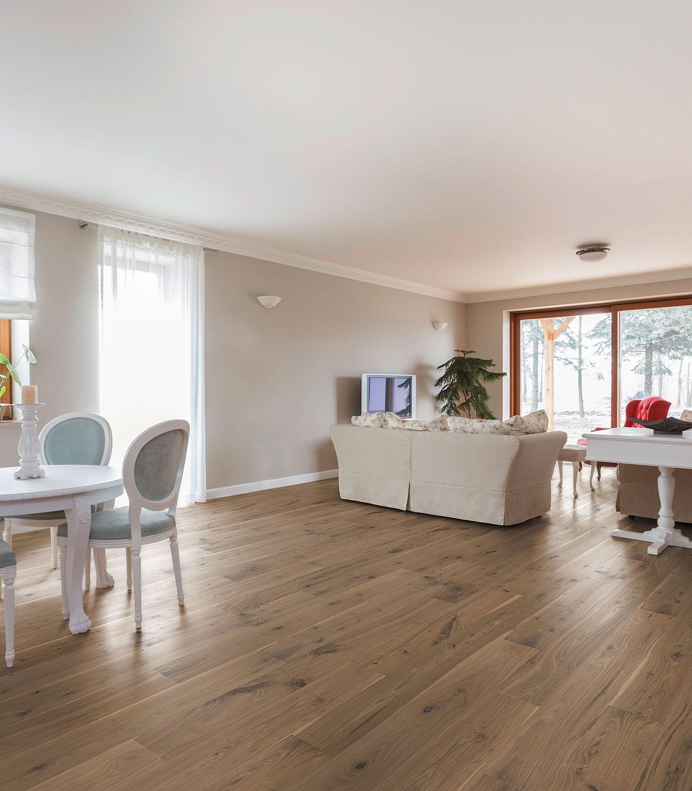 Walnut Polos-Origins Collection-European Walnut floors-room