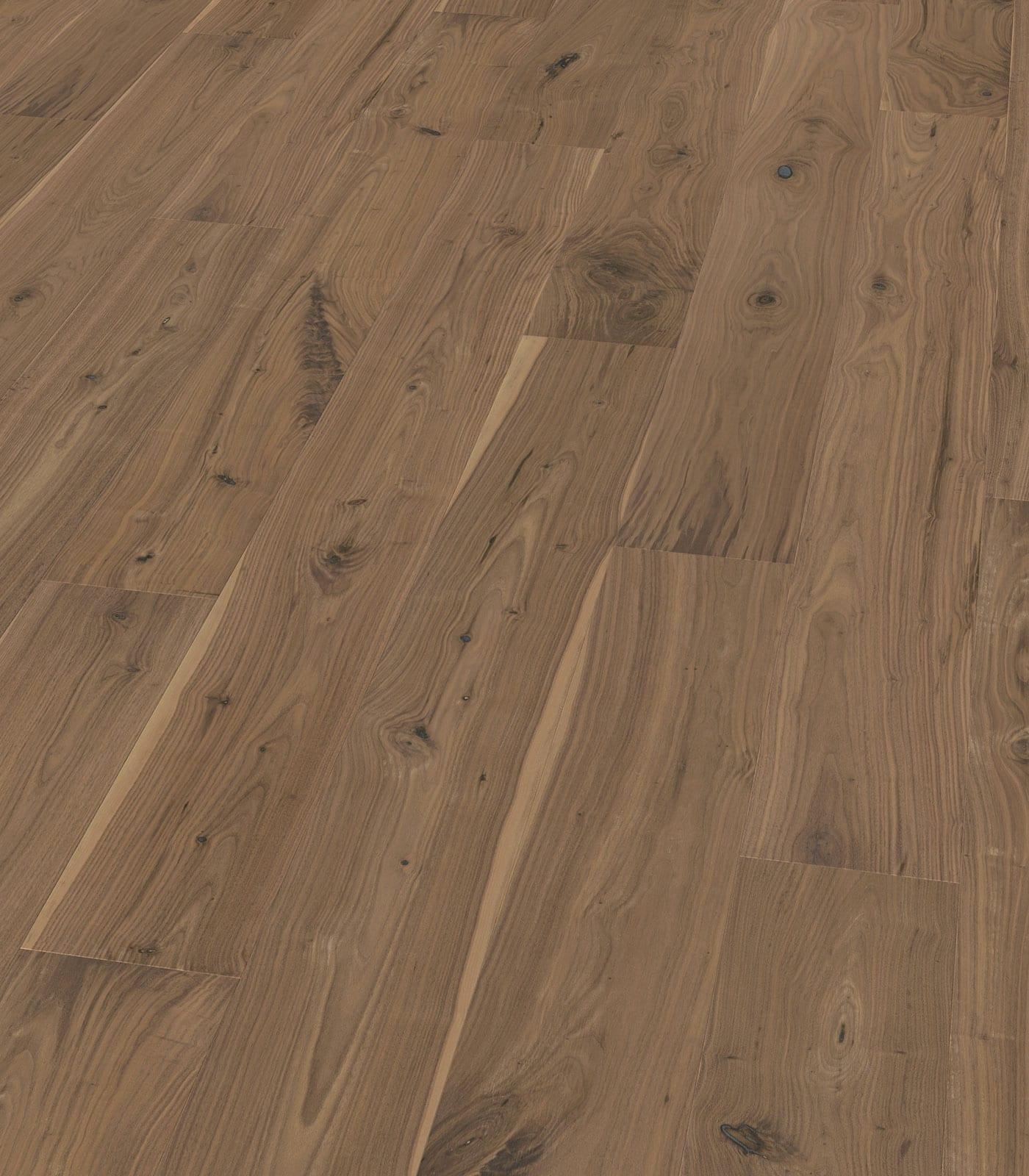 Walnut Polos-Origins Collection-European Walnut floors-angle