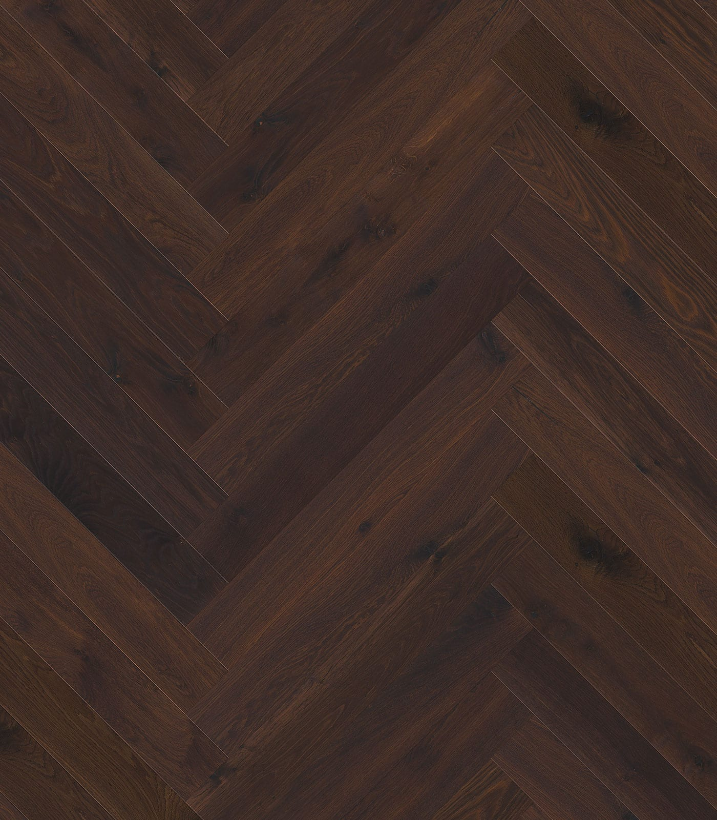Fashion Collection-Chevron Smoked European Oak floors-flat