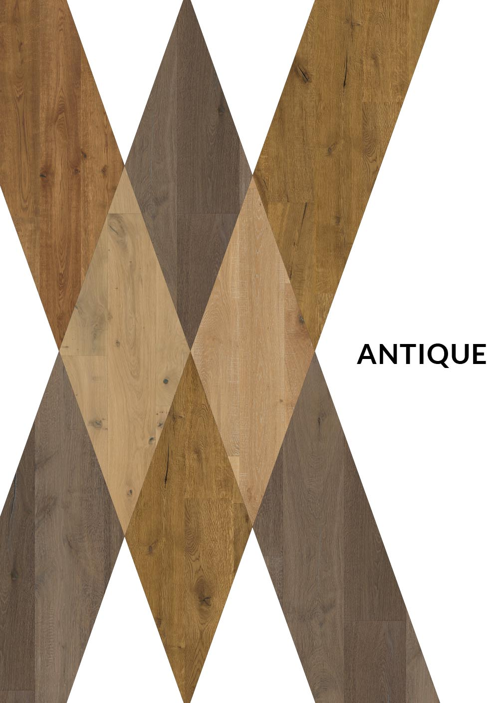 Forestry Timber Antique Collection Textured Catalogue - engineered flooring