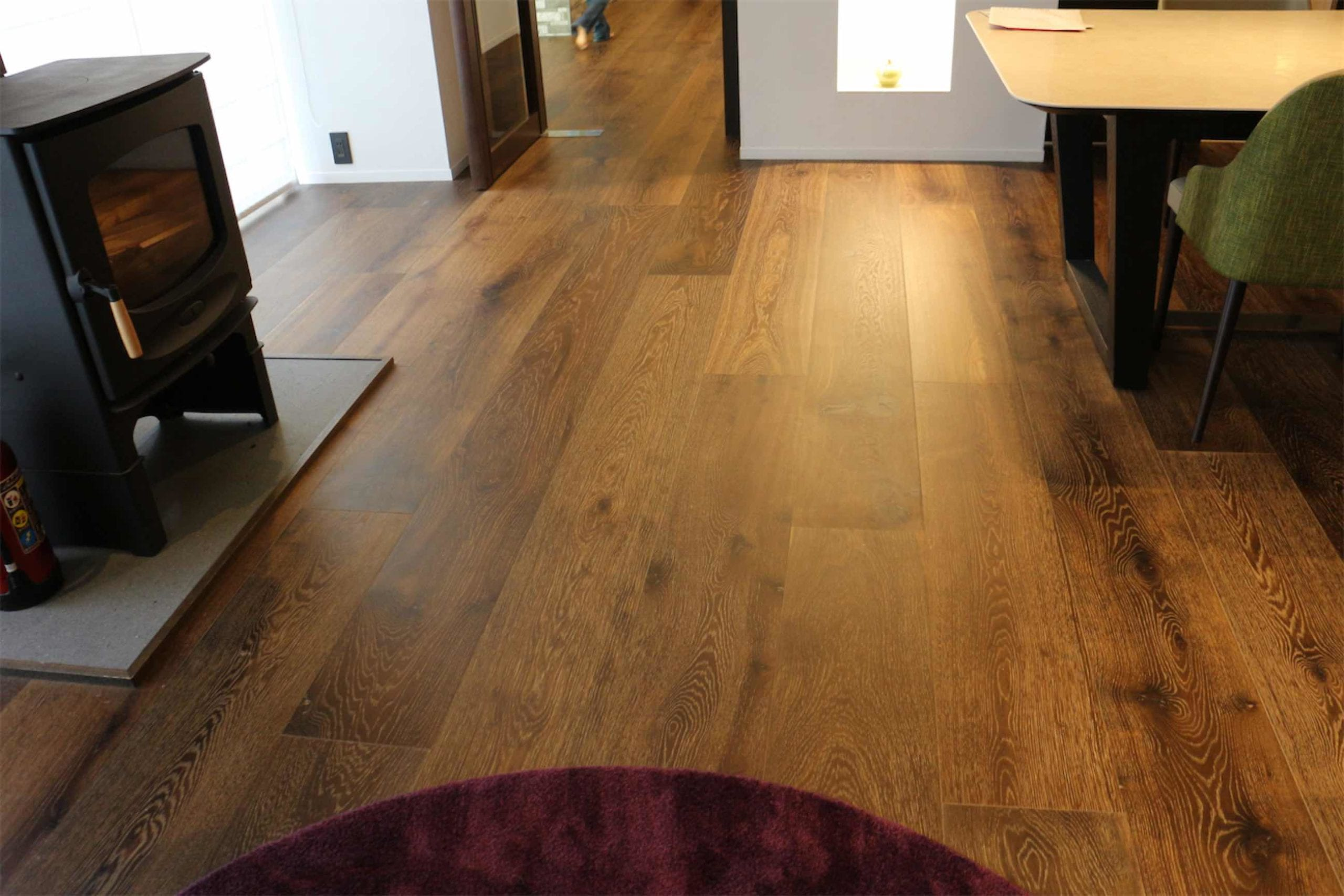 Smoked Oak Rustic-Client Project Japan-04