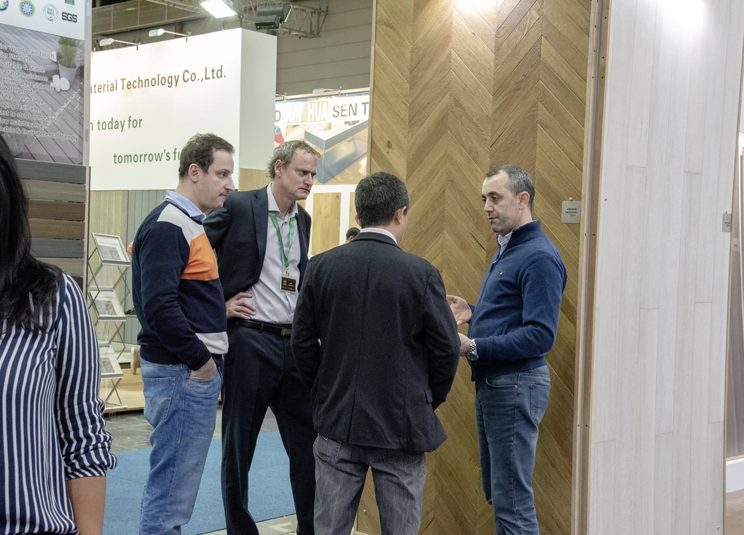 Domotex Exhitibiton Hannover 2019-Forestry Timber-35