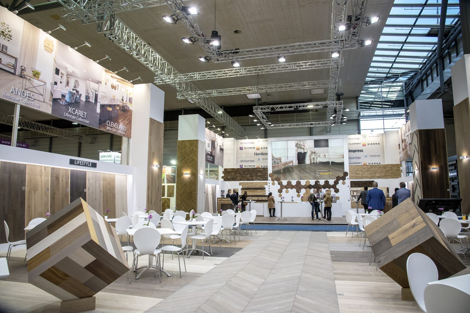 Domotex Exhitibiton Hannover 2019-Forestry Timber-36