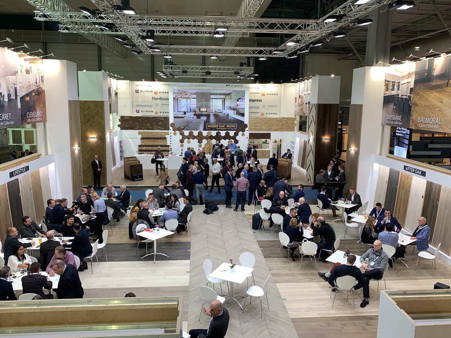 Domotex Exhitibiton Hannover 2019-Forestry Timber-04