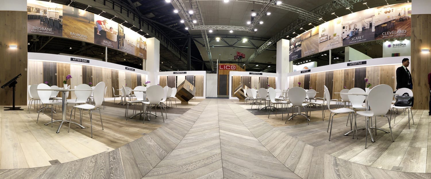 Domotex Exhitibiton Hannover 2019-Forestry Timber-45