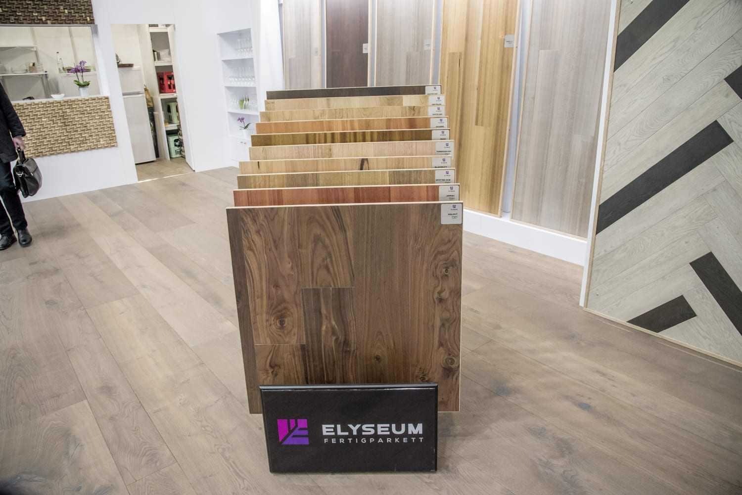 Domotex Exhitibiton Hannover 2019-Forestry Timber-08
