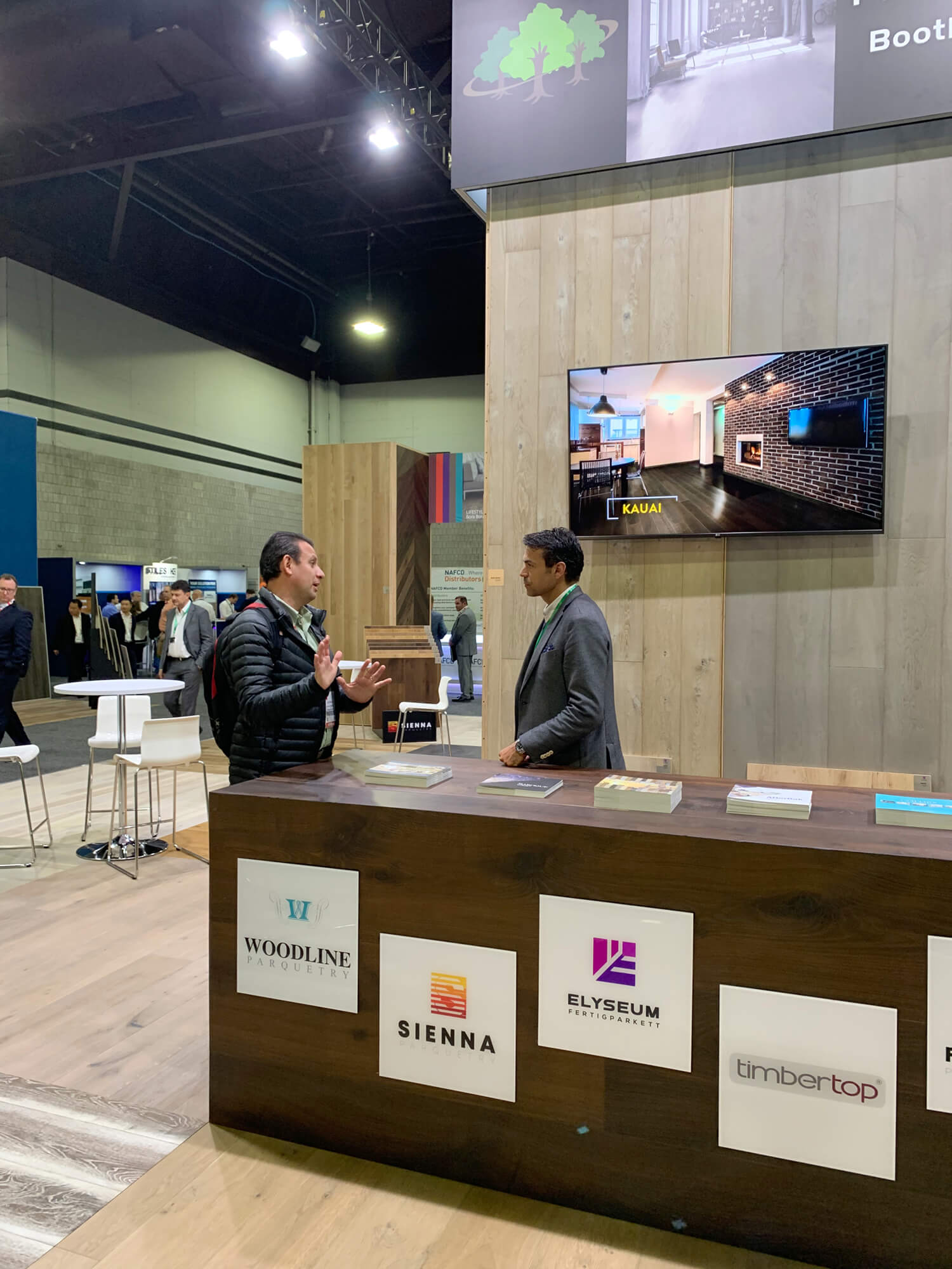 Domotex Exhibition Atlanta 2019 Forestry Timber-01