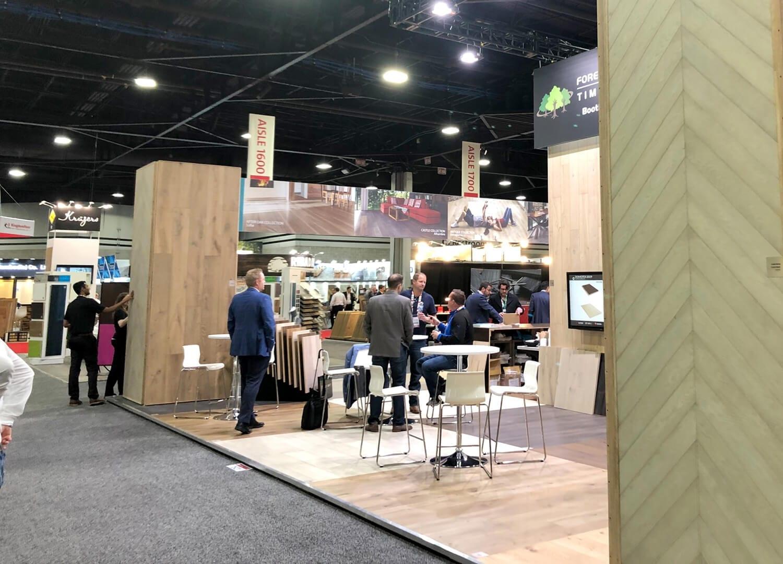 Domotex Exhibition Atlanta 2019 Forestry Timber-14
