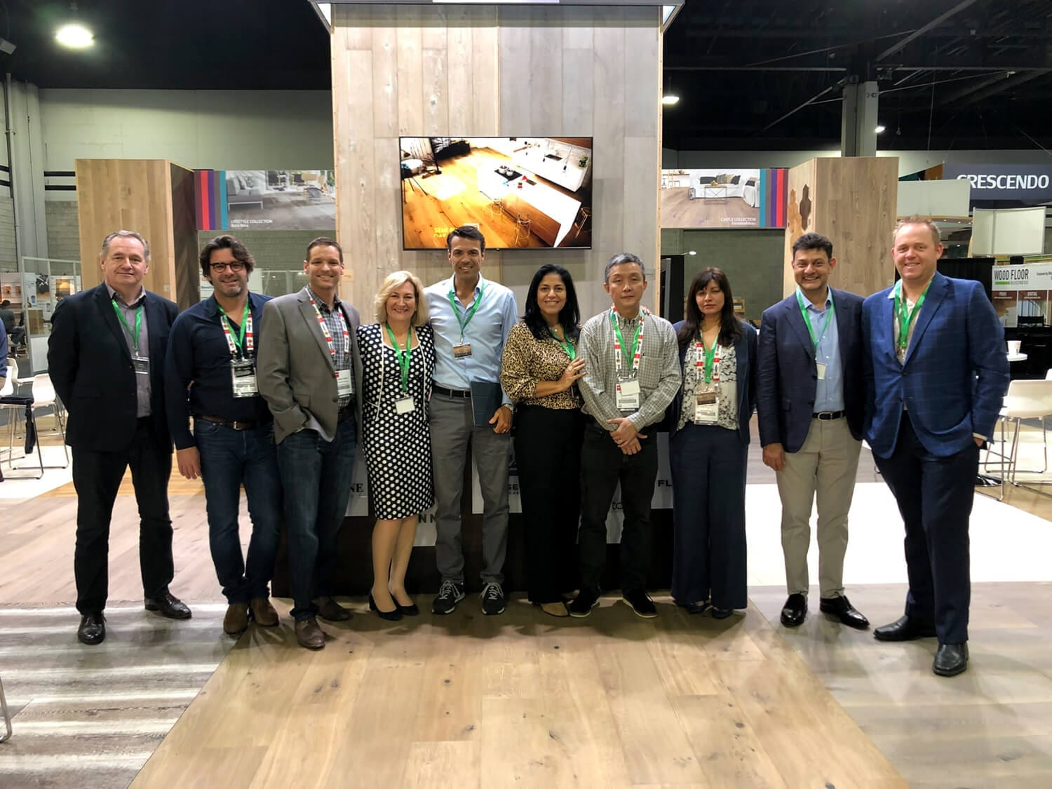 Domotex Exhibition Atlanta 2019 Forestry Timber-17