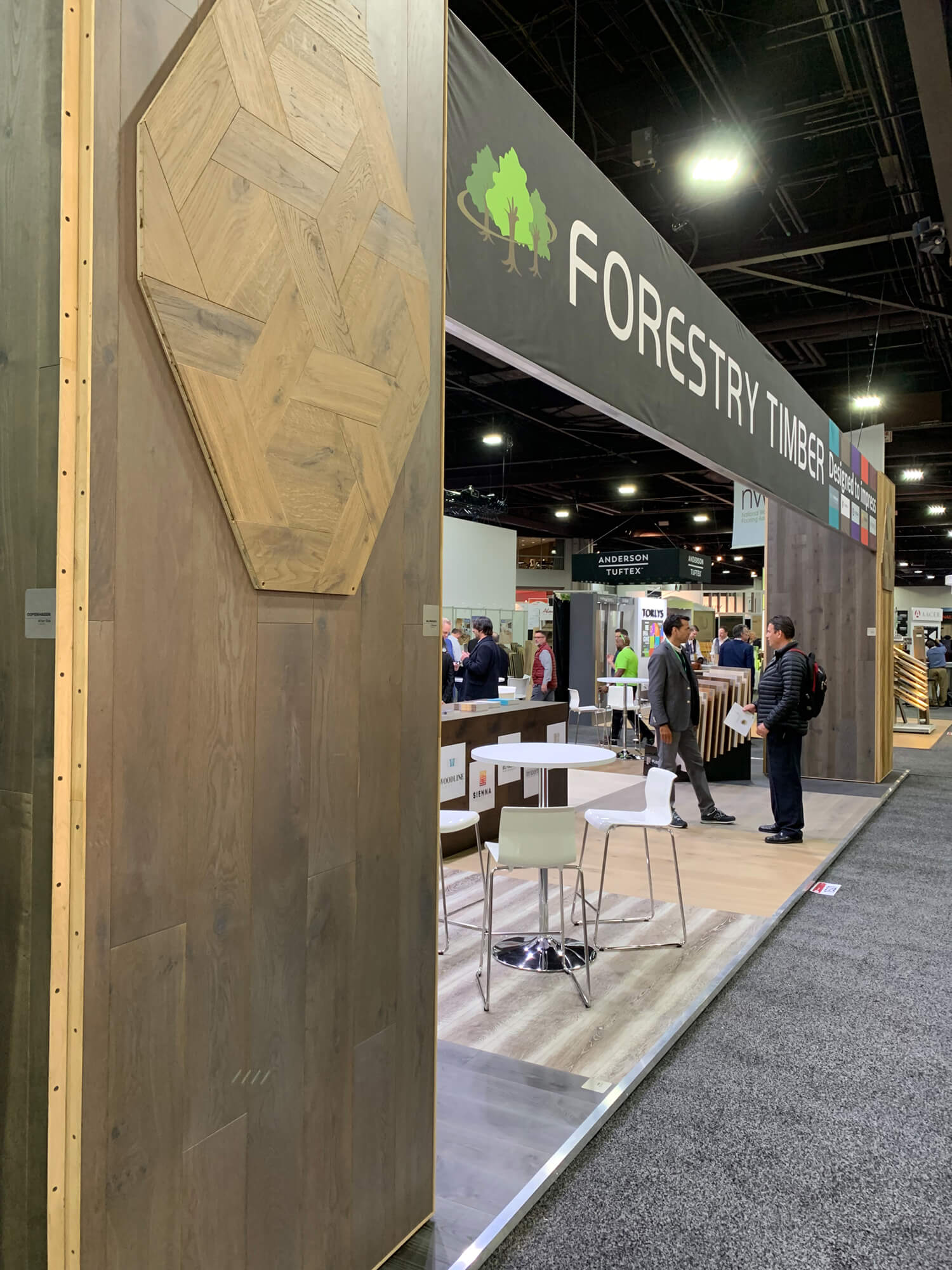 Domotex Exhibition Atlanta 2019 Forestry Timber-02