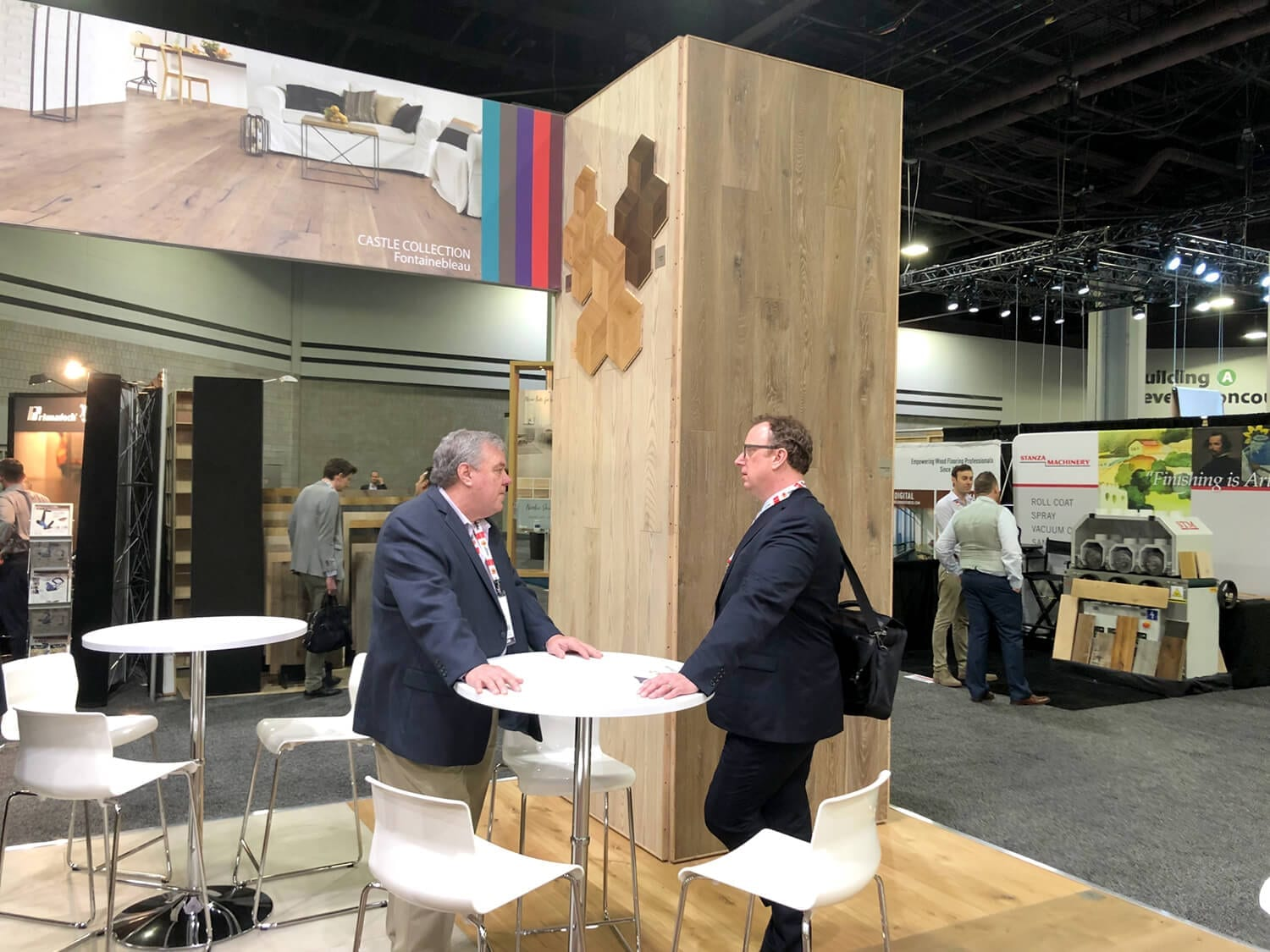 Domotex Exhibition Atlanta 2019 Forestry Timber-08