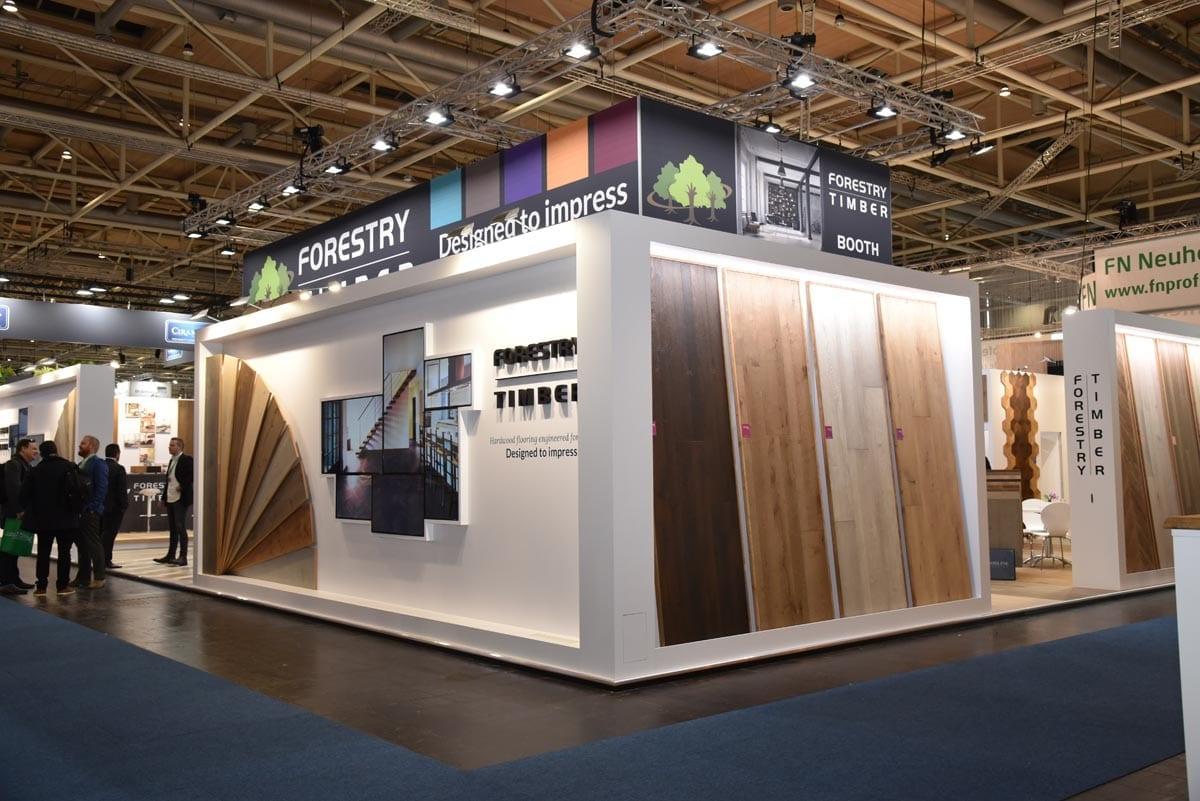 Domotex Exhibition 2020-11