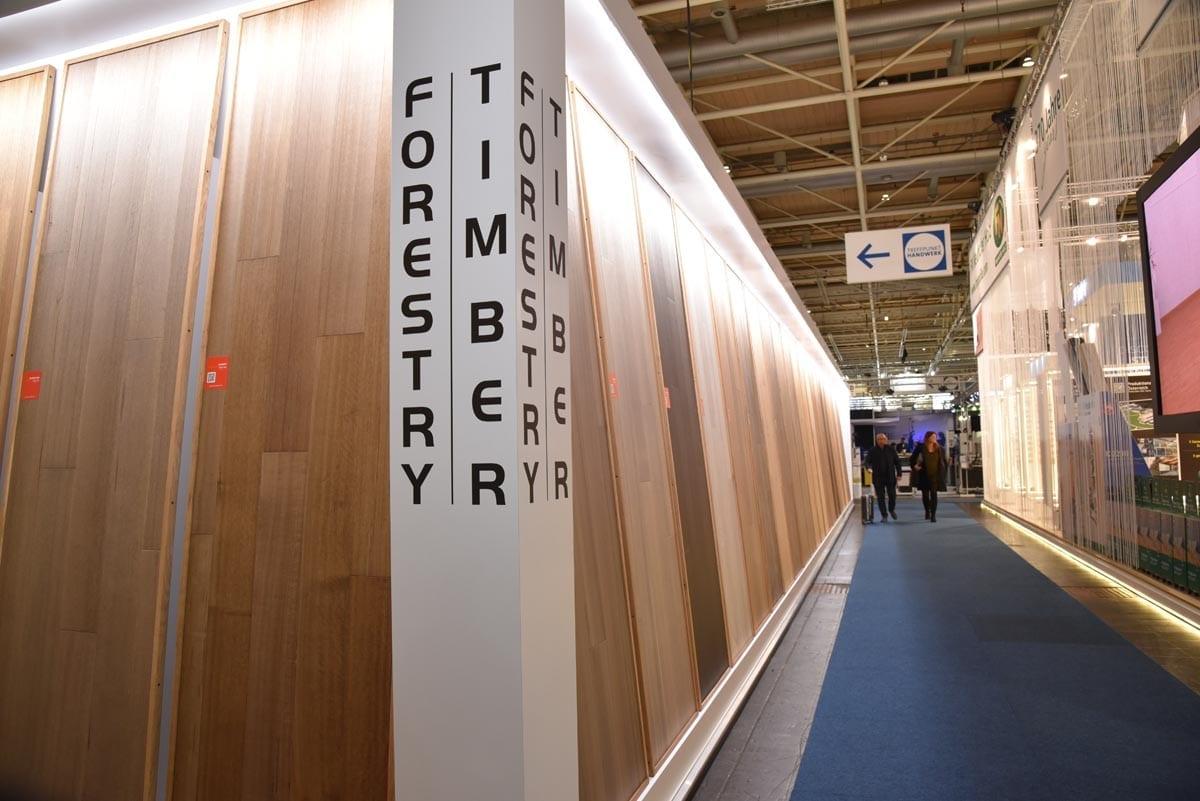 Domotex Exhibition 2020-12