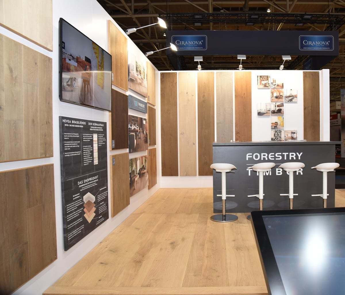 Domotex Exhibition 2020-02