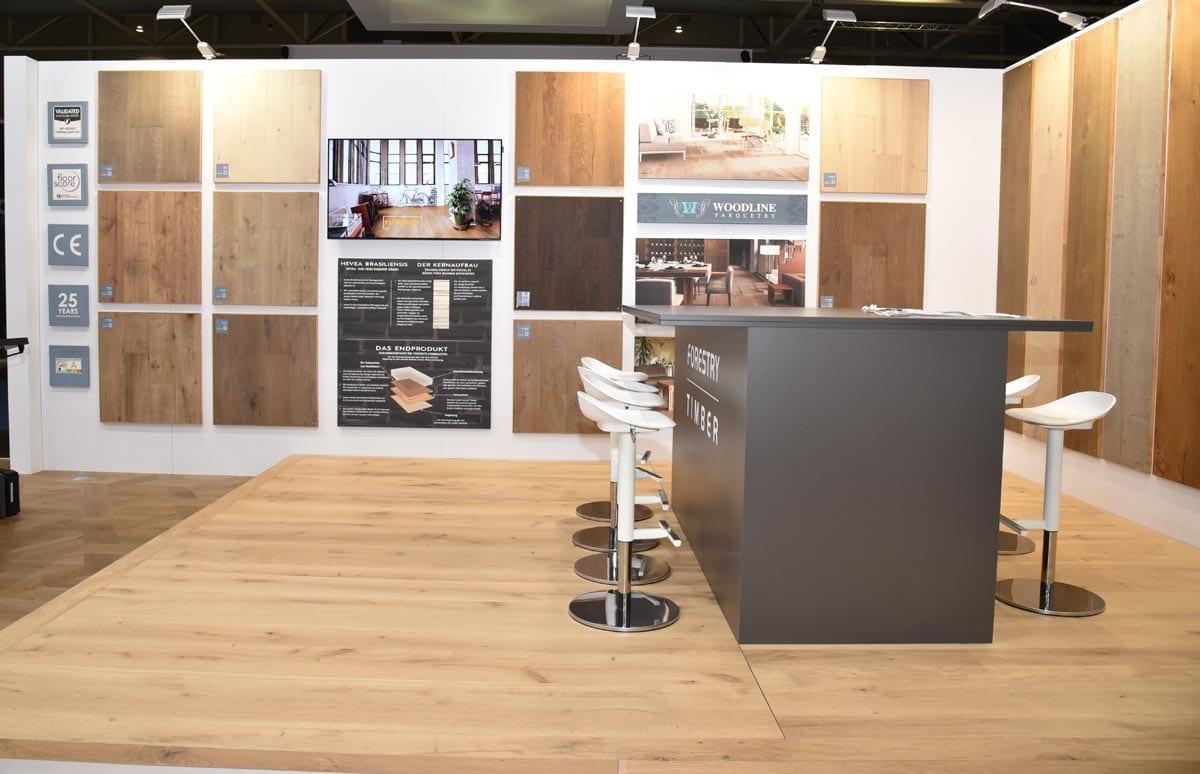 Domotex Exhibition 2020-03