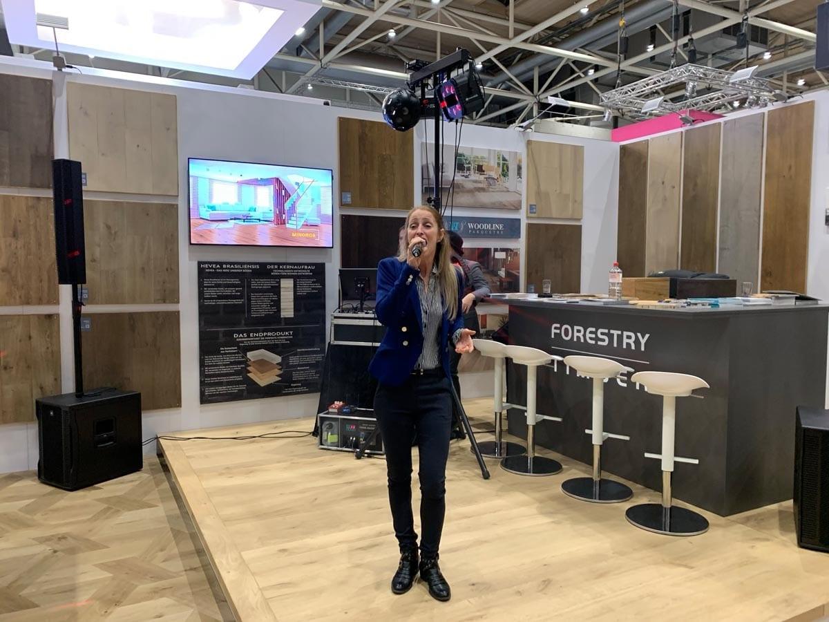 Domotex Exhibition 2020-60