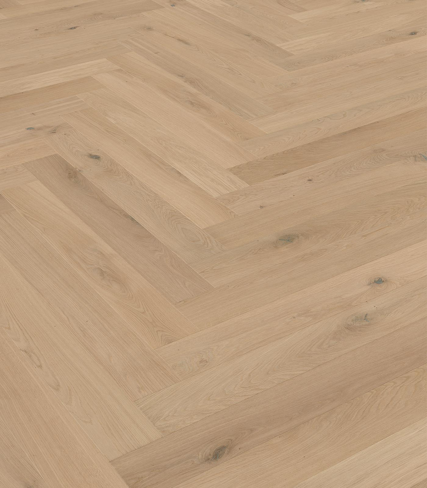 Fashion Collection-Absolute herringbone European Oak planks-Forestry Timber-angle