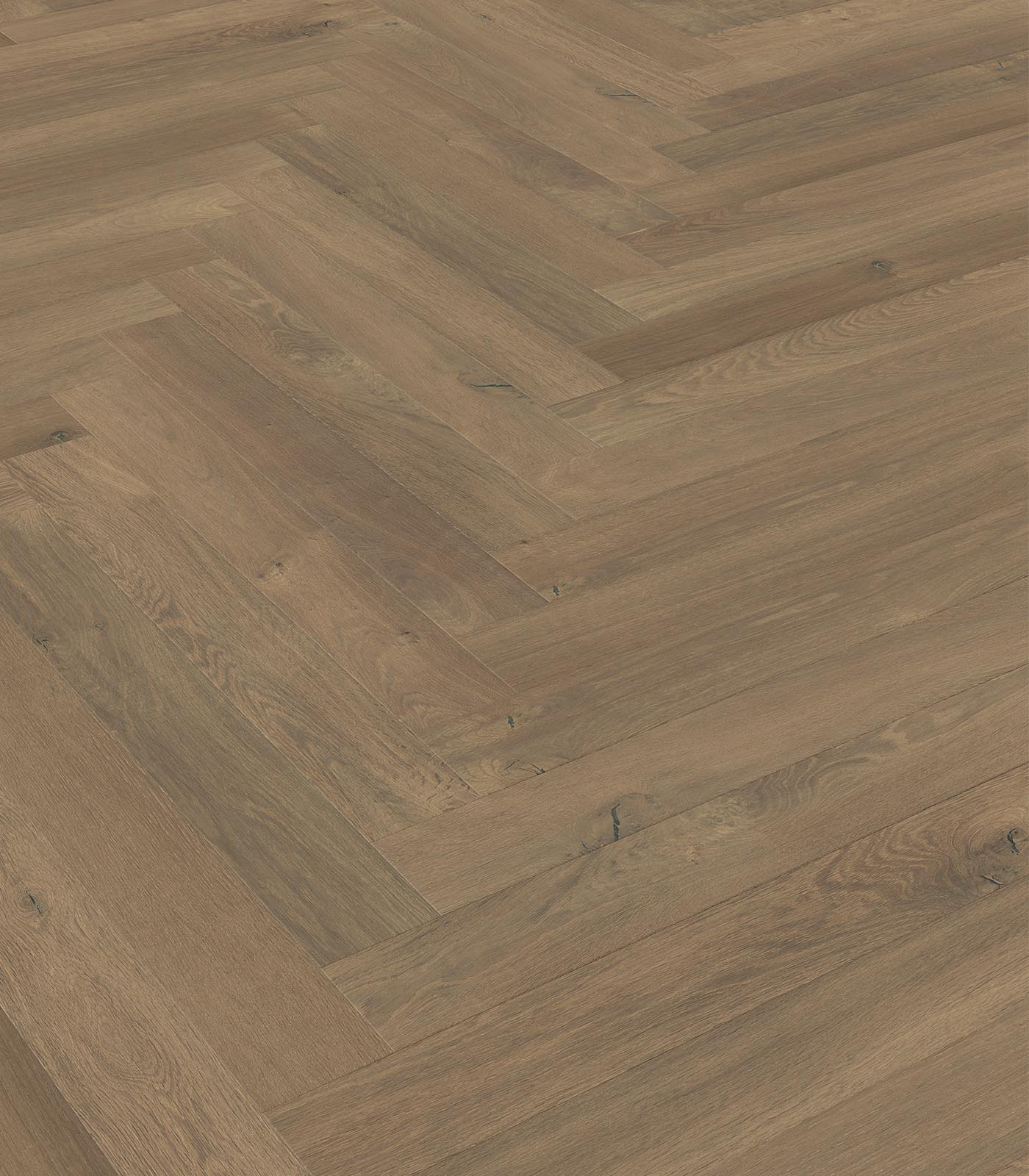 Fashion Collection-Verbier herringbone European Oak planks-Forestry Timber-angle