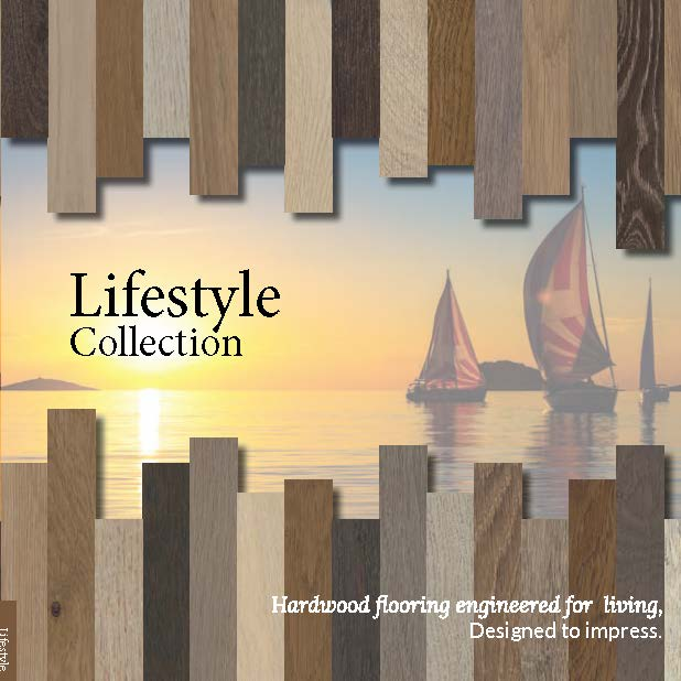 Forestry Timber Lifestyle Collection Catalogue - Engineered European Oak Floors