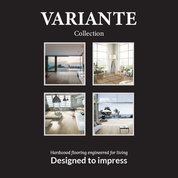 Forestry Timber Variante Collection Catalogue - Engineered European Oak Floors