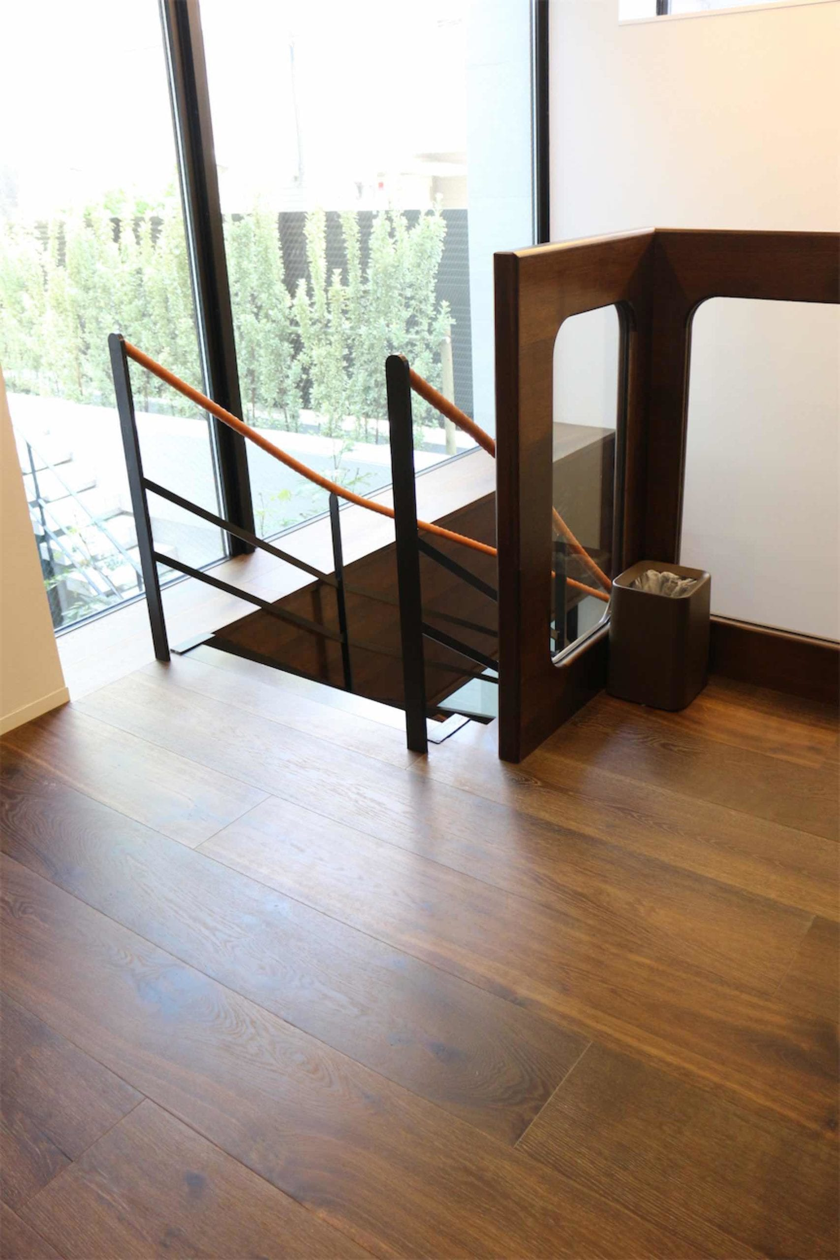 Smoked Oak Rustic-Client Project Japan-08